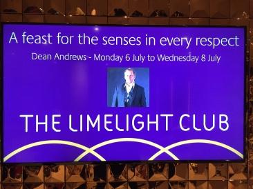 Britannia 6 July 2015 The Limelight Club