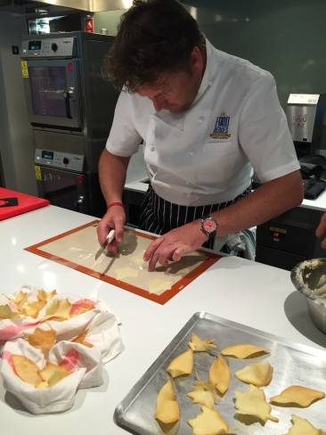 Britannia 6 July 2015 The Cookery Club James Martin