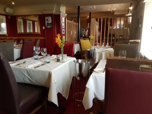 Southampton restaurant