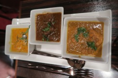 Azura of the Seas food Sindhu