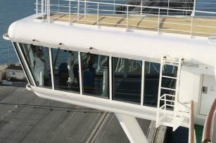 Azura of the Seas Captain