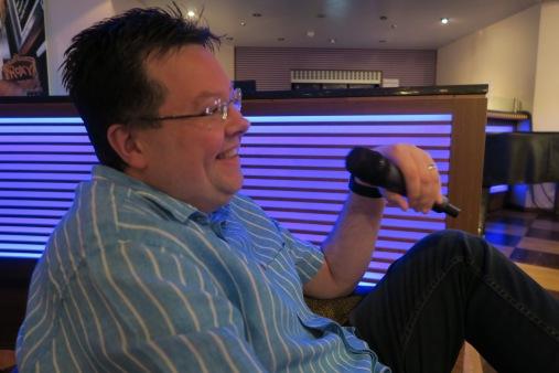 Azura of the Seas Jason question time with Tim Binns