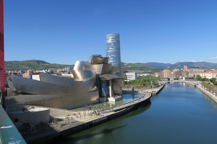 Bilbao - April 2017 - art building