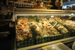 Azura of the Seas Bilbao market