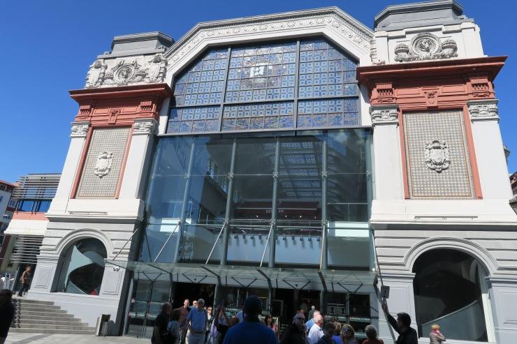 Bilbao - April 2017 - market