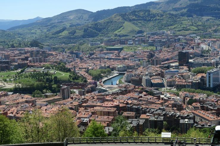 Bilbao - April 2017 - view