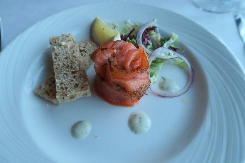 Azura of the Seas food