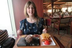 Azura of the Seas Beach House Steak