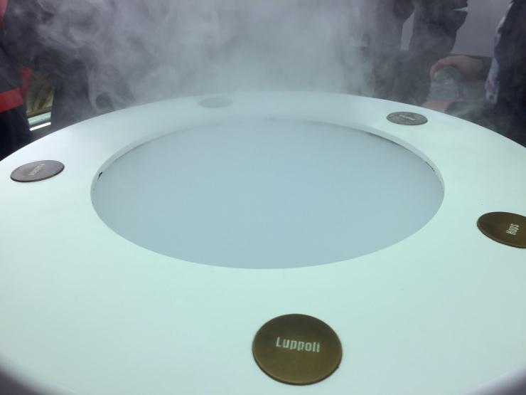 Dublin - July 2015 - Guinness Factory - mist