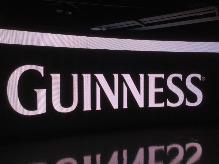 Dublin - July 2015 - Guinness Factory
