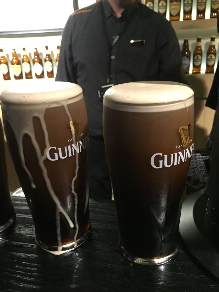 Dublin - July 2015 - Guinness Factory - Guinness
