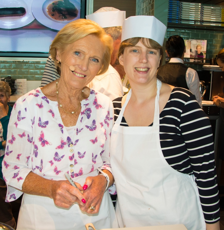The Cookery Club Mary Berry July 2015