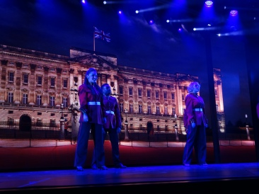 Britannia 6 July 2015 show