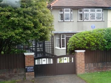 Britannia 6 July 2015 Liverpool John Lennon house