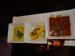 Britannia 6 July 2015 Sindhu food