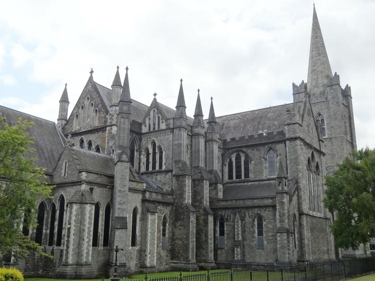 Dublin - July 2015 - Church