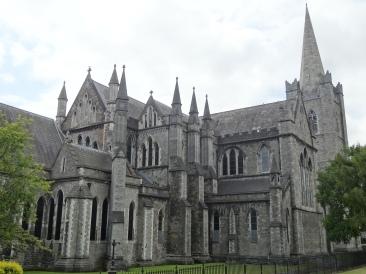 Britannia 6 July 2015 Dublin Church