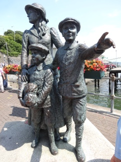Britannia 6 July 2015 Cobh / Cork