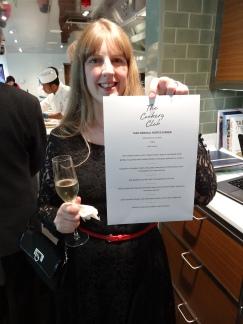 Britannia 6 July 2015 Cookery Class Joanne