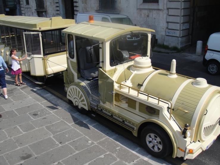 Livorno - July 2012 - train
