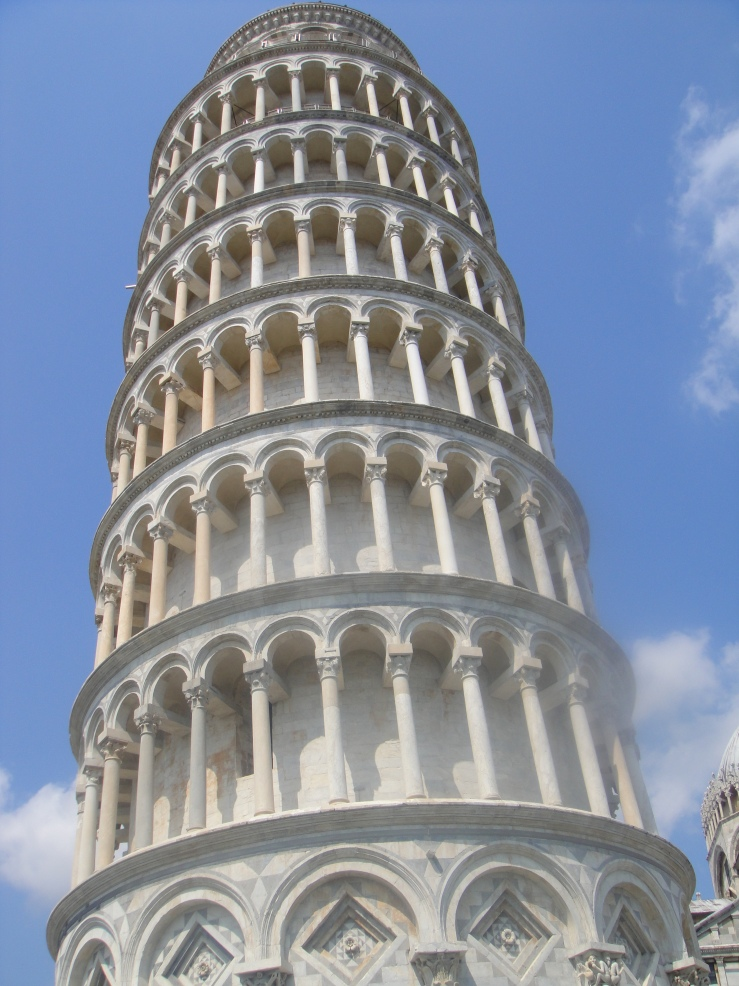Livorno - July 2012 - Leaning Tower of Pisa