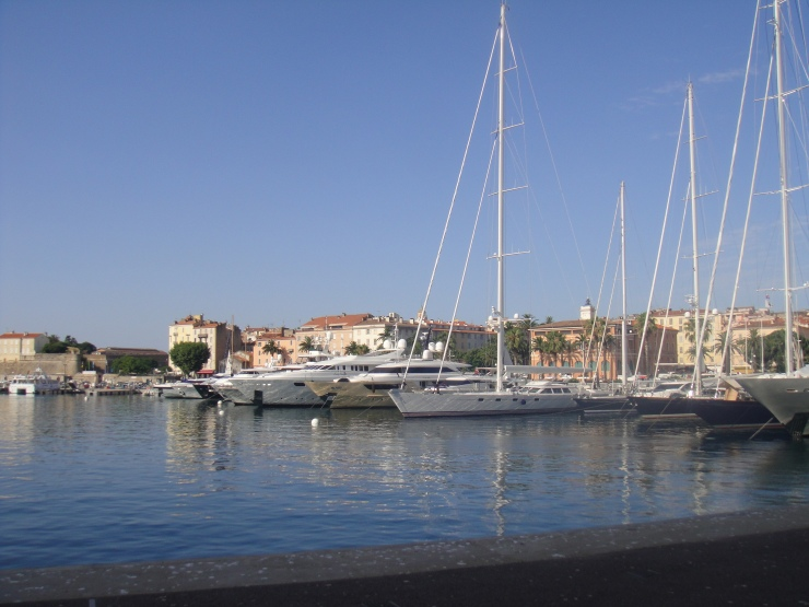 Ajaccio - July 2012 - harbour