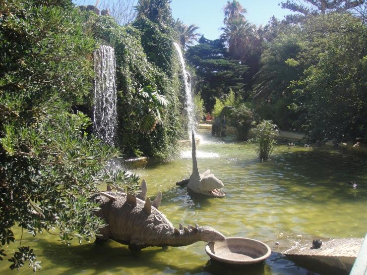 Cadiz - July 2012 - Dinosaur Park