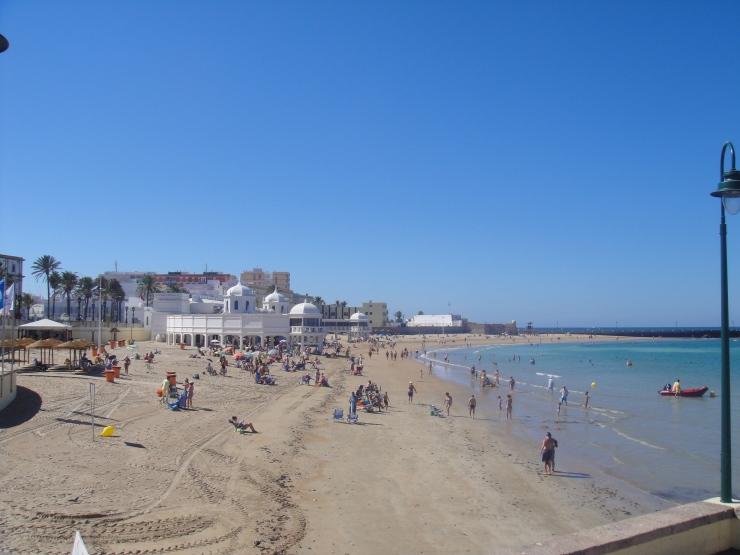 Cadiz - July 2012 - beach