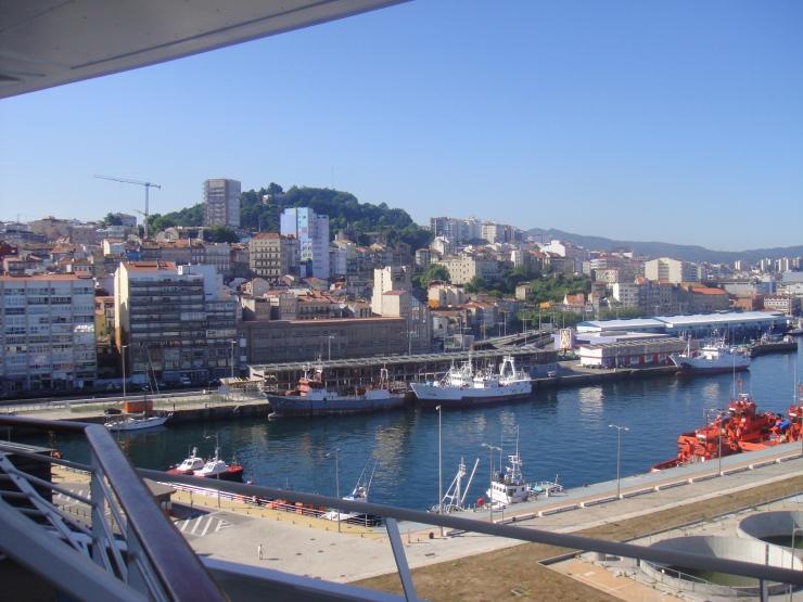 Vigo - July 2012 - harbour
