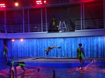 Oasis of Dreams aqua theatre