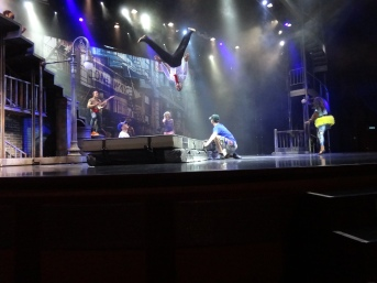 Oasis of the Seas Theatre show