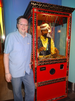 Oasis of the Seas Jason and Zoltar