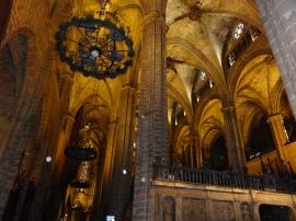 Oasis of the Seas church Barcelona