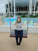 Anthem of the Seas Joanne swing time
