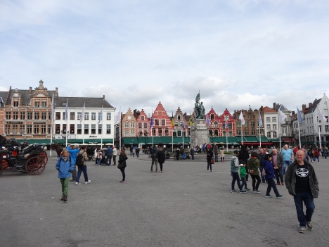 Anthem of the Seas Bruges Square