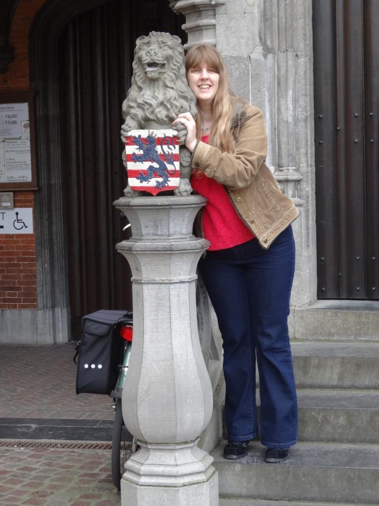 Bruges - April 2015 - Joanne