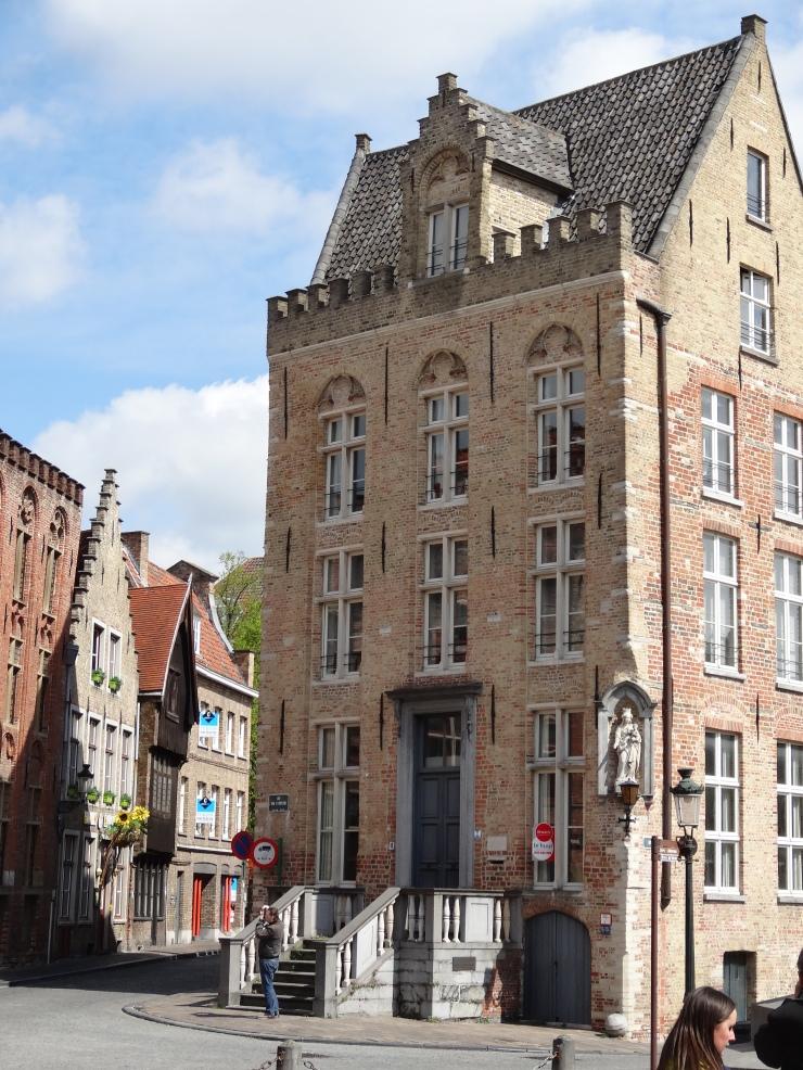 Bruges - April 2015