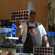 Anthem of the Seas Bruges chocolate