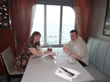 Anthem of the Seas Joanne and Jason