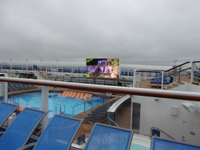 Anthem of the Seas screen