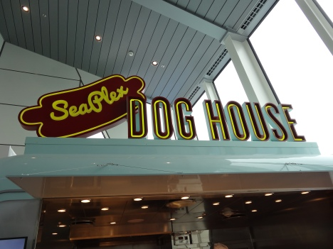 Anthem of the Seas Dog House