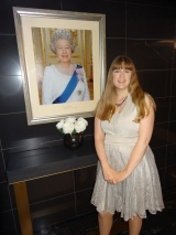 Britannia 6 July 2015 Queen and Joanne