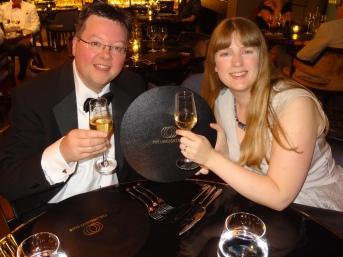 Britannia 6 July 2015 Limelight Club Jason and Joanne