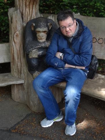Britannia 6 July 2015 Edinburgh zoo Jason
