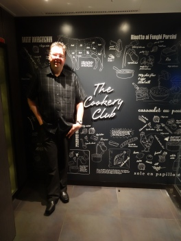 Britannia 6 July 2015 The Cookery Club Jason