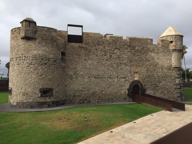 Las Palmas - September 2016 - castle
