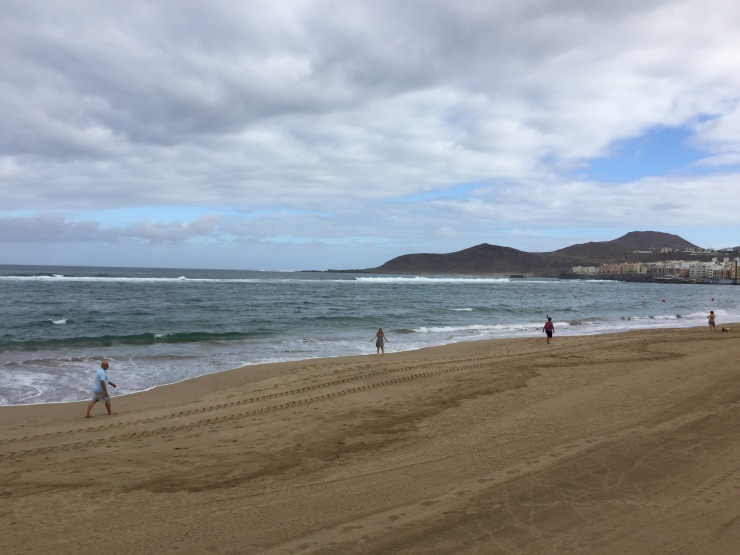 Las Palmas - September 2016 - beach