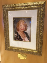 Independence of the Seas 9 September 2016 Godmother picture
