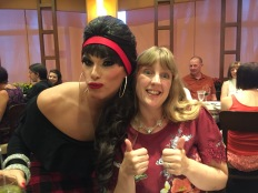 Independence of the Seas 9 September 2016 Murder Mystery Joanne