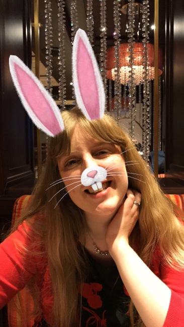 Azura of the Seas Joanne rabbit